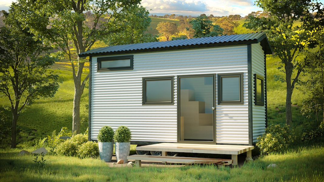 Tiny Homes Central Coast - The Big Mumma Tiny House is a medium-sized tiny home in our series, the complete package in a small space, made on the Central Coast, NSW.